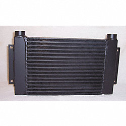 Oil Cooler, Mobile, 2-30 GPM, 14 HP Removal
