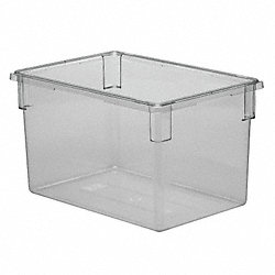 Food Box, Use Lid 4UKD2, H 15, PK 3