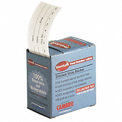 Food Rotation Label, 2 In. W, PK 24