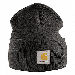 Knit Cap, Acrylic, Black