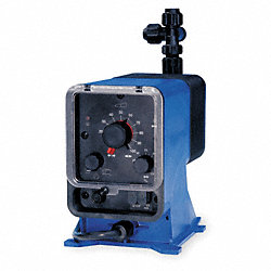 Diaphragm Metering Pump, 41 GPD, 250 PSI