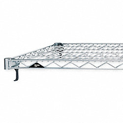 Wire Shelf, 24 W x 48 in. D, PK5