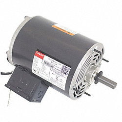 Fan Motor, Split-Ph, 1/3 HP, 1725, 115v.48YZ