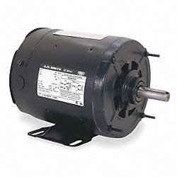 Fan Motor, 1/3 HP, 1140 RPM, 56 Frame