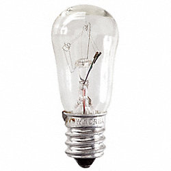 Incandescent Light Bulb, S6, 6W