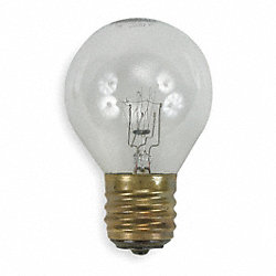 Incandescent Light Bulb, P25, 50W