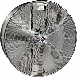 Air Circulator, 20 In, 4500 cfm, 115V