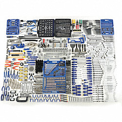 Master Technicians Set, 1259 Pc