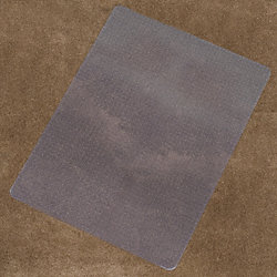Antistatic Chair Mat, Carpet, 45 x 60 In.