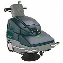Walk Behind Floor Sweeper, 28In