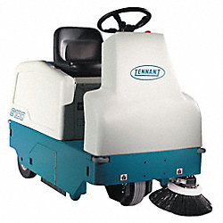 Rider Floor Sweeper, 30In