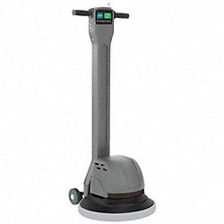 Floor Polisher, Single Speed, 20In
