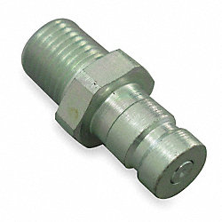 Quick Coupler, Plug, 1/4 In NPT