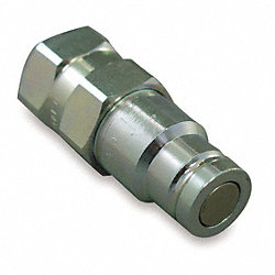 Quick Coupler, Plug, 1 1/16-12 In SAE