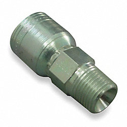 Fitting, Straight, 3/8 In Hose, 3/8-18 NPT
