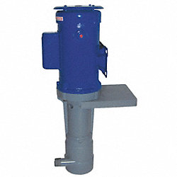 Pump, Vertical, 3/4HP, 230/460V