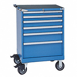 Mobile Workbench Cabinet, 28-1/4 In. W