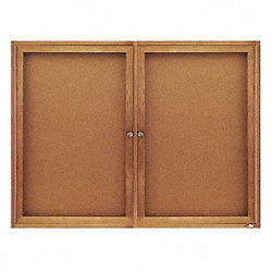 Enclosed Bulletin Board, 36