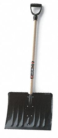 ARCTIC BLAST Snow Shovel, 18 In W, 14-1/2 In H, Steel by Arctic Blast 1640900 at Sears.com