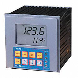 Process Controller, Electric Conductivity