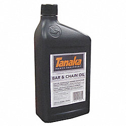 Bar & Chain Oil. 1 Quart