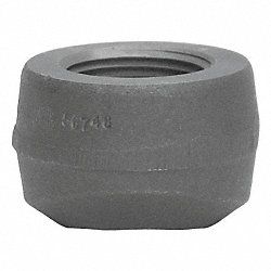 Pipe Saddle, Threaded Pipe, 1 1/2 In
