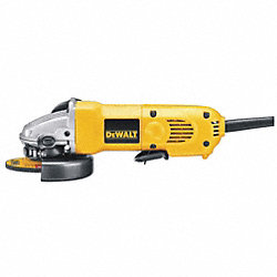 Right Angle Grinder, 4 1/2 In, 120 V, 9 A