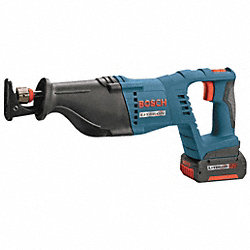 Cordless Reciprocating Saw Kit, 7.6 lb.