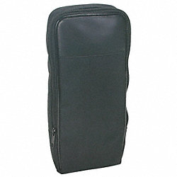 Carrying Case, Soft, Vinyl, 2.0x4.0x10.0In