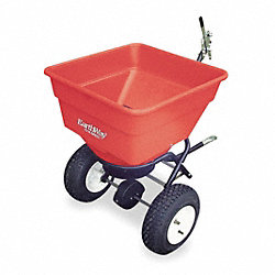 Tow Behind Spreader, 100 lb., Pneumatic