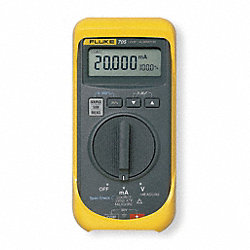 Process Calibrator, Current and Voltage