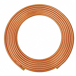 Type L, Soft coil, Water, 1In.X100ft.