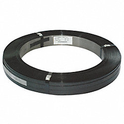 Steel Strapping, 5/8 In, L 2794 Ft