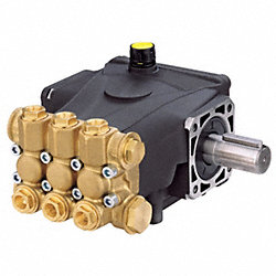 Pressure Washer Pump, 3 GPM, 1/2 F x 3/8 F