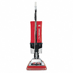 Commercial Upright Vacuum, 12In, 7A, 120V