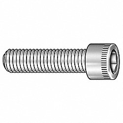 Socket Cap Screw, 3/4-10x1 1/4, Pk25