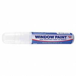 Paint Marker, Broad, White