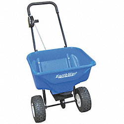 Broadcast Spreader, 65 lb., Pneumatic