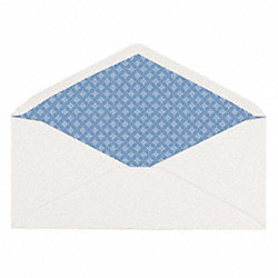 Envelope, Security, White, PK500