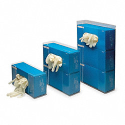 Vertical Glove Dispenser, Acrylic, 1 Box