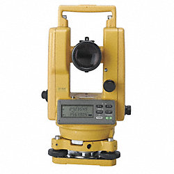 Digital Theodolite, 26X, 10 Arc Seconds