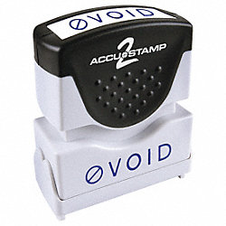 Microban Message Stamp, Void, 3/8