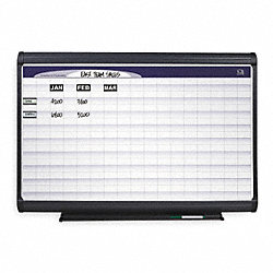 Planning Board, Magnetic Dry-Erase, White