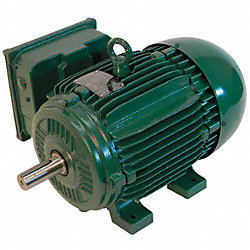 Farm Dty Mtr, Cap Start, TEFC, 10hp, 1720rpm