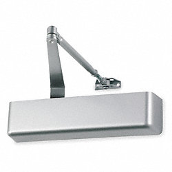 Door Closer, Aluminum