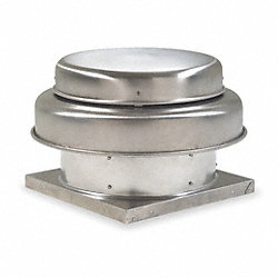 Exhaust Ventilator, 24 In, 208-230/460 V