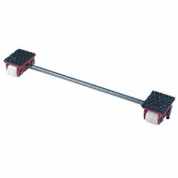 Machine Dolly, 4400 lb., Steel