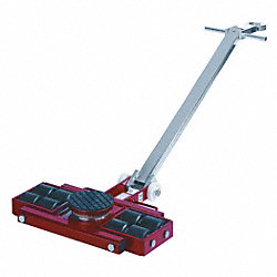 Machine Dolly, 13, 200 lb., Steel