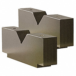 V Block Set, For 10 Ton Press, Pk 2