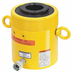 Hyd Cylinder, Hollow, 100 Ton, 3 In Stroke